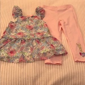 Juicy Couture Toddler Set